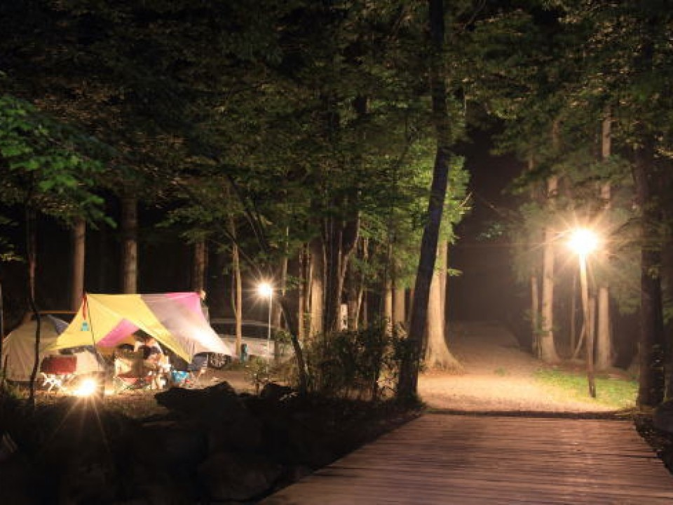 From the Yamabushi Auto Camping Web Site