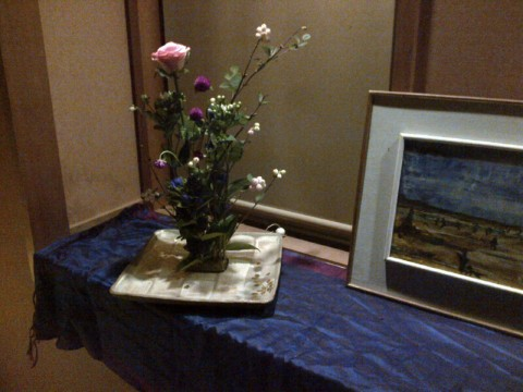 Take a risk and emerge yourself in the fine Japanese Art of Ikebana images