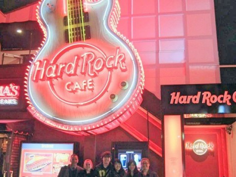 Go to Hard Rock Cafe! images