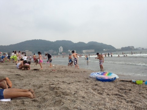 Family-Friendly Zushi Beach in Japan images