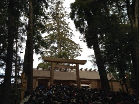Okagemairi in Japan 2014- Special Visit to Ise Jingu, the Grand Shrine images