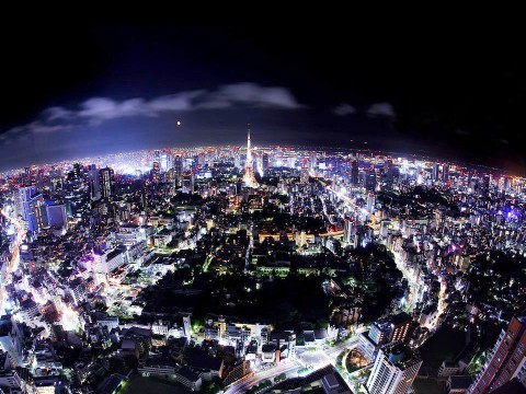 I concur about Roppongi Hills Observatory but don't forget the Big Picture too images