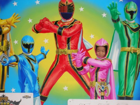 Super Hero Action Show images