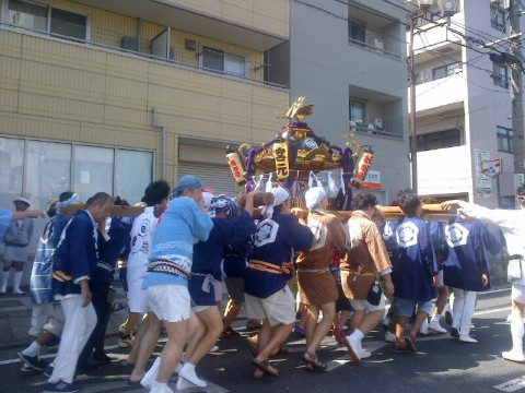 Amazing Japanese Festivals in August images