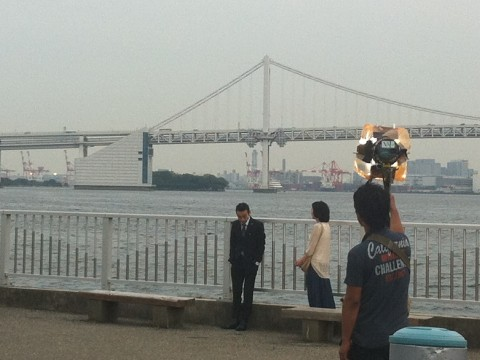Odaiba and RAinbow bridge images