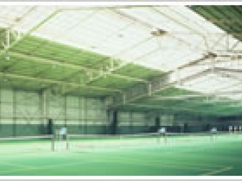 Takanawa Tennis Center in Shinagawa (and they have indoor tennis courts)