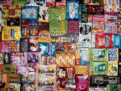 Japanese candy will offer great packaging and unique flavors images