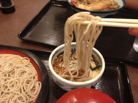 How To Eat Japanese Soba Noodles - The Sound Makes the Experience images