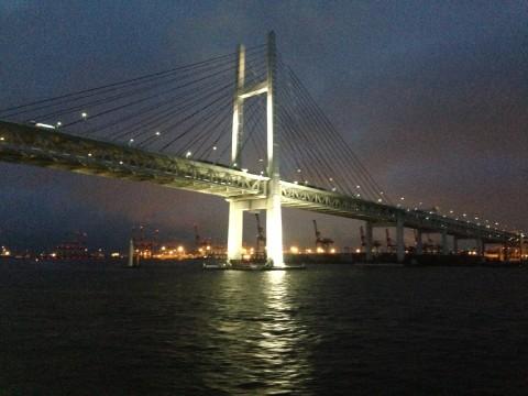 Yokohama Bay Bridge images