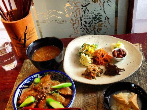 Japan offers many great options for vegetarians if you know where to look & how to order images