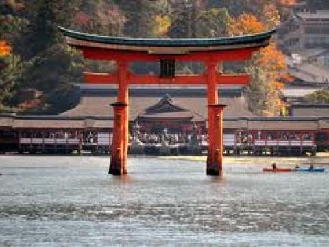 Miyajima- Hiroshima prefecture images