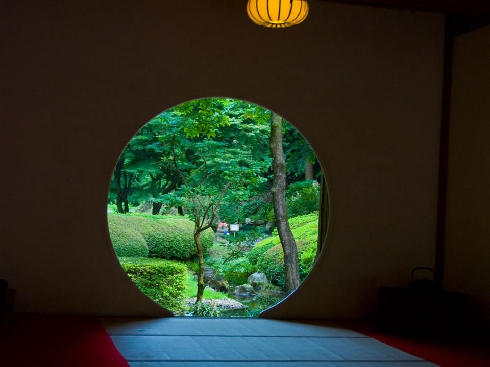 Inside a Daimyo Yashiki