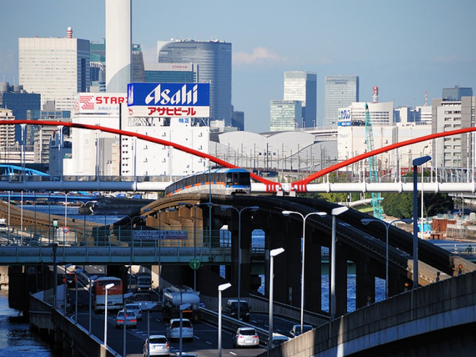 The Tokyo Monorail