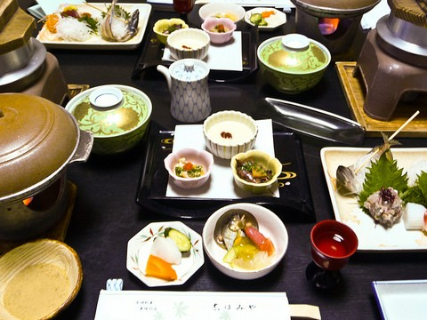 Bed and Breakfast Japanese Style! images
