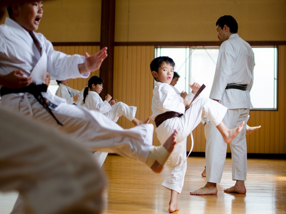 Bushido at Karate Dojo