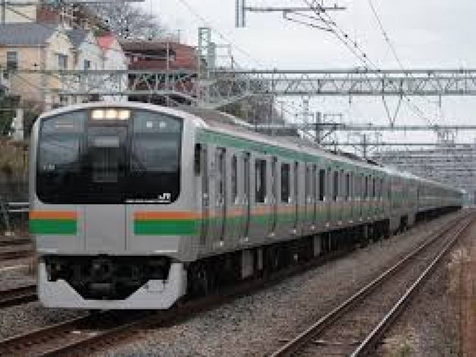 The Tokaido Line