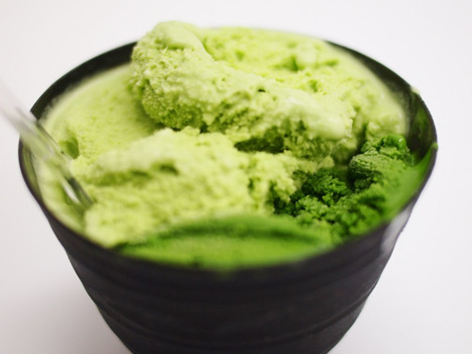 Maccha Ice Cream