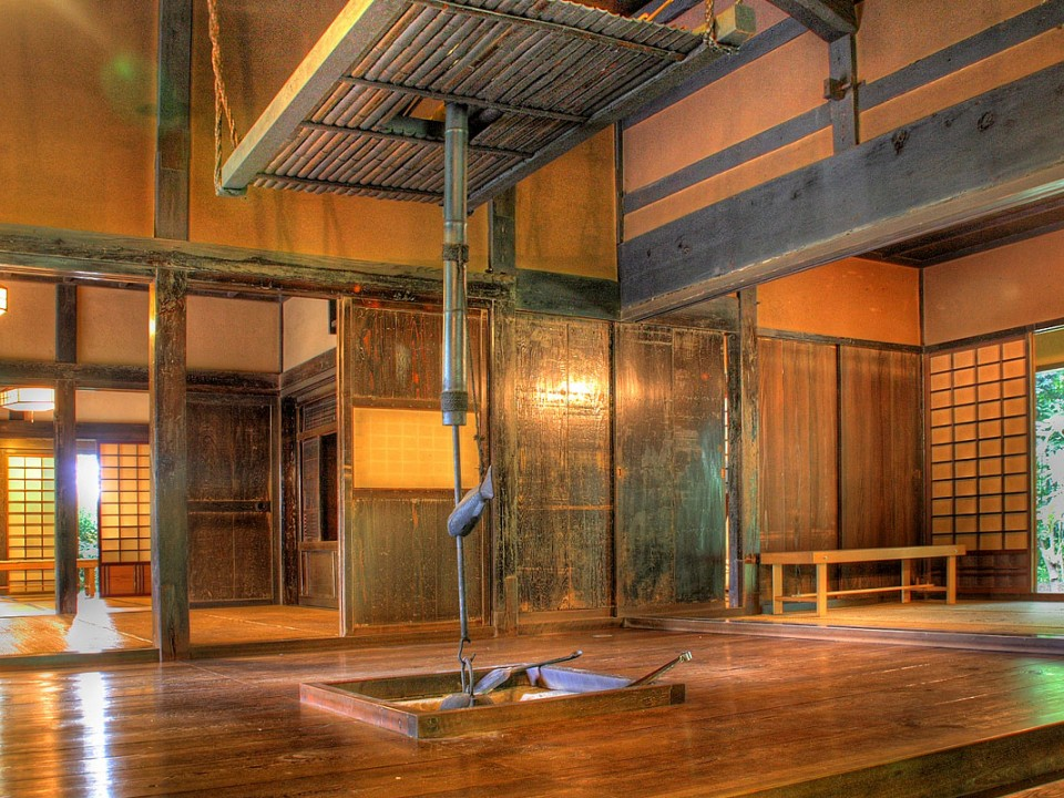 Nanushi Yashiki Interior