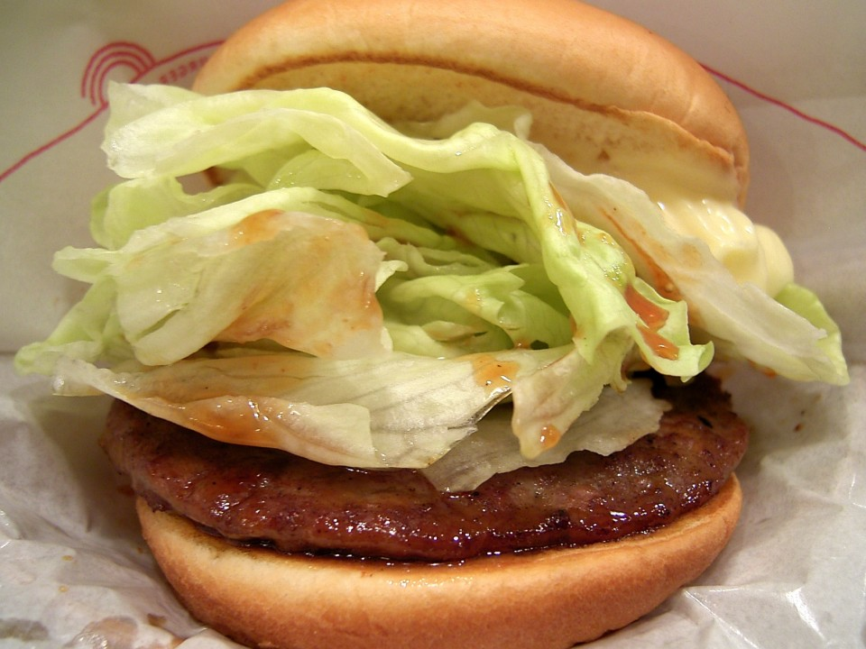 The Japanese Teriyaki Burger