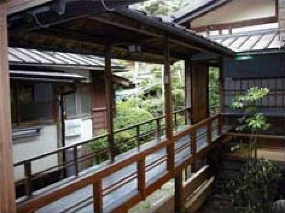 Matsushiroya in Tsumago
