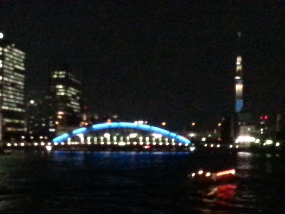 Eitai bashi Bridge
