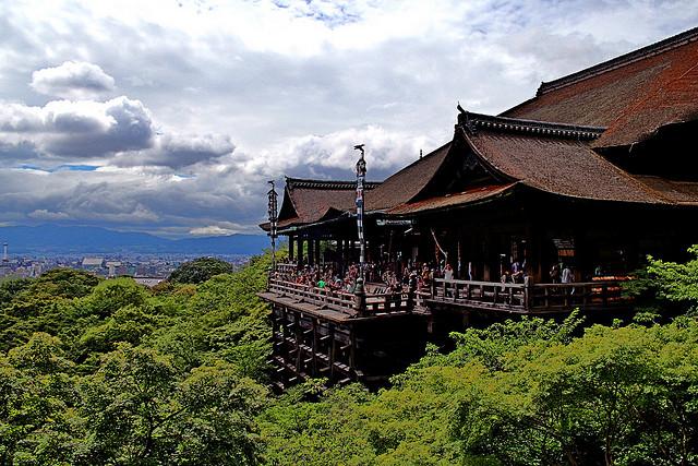 Kyoto Love: Kiyomizu-dera & Jishu Shrine images