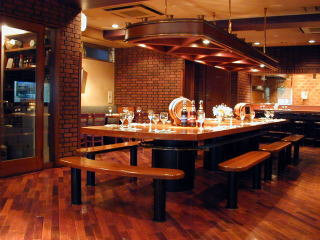 impressive main table
