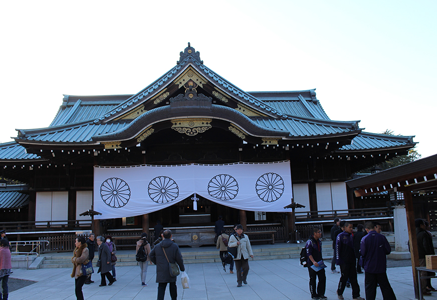 Basic Etiquette for Visiting Temples and Shrines - DeepJapan