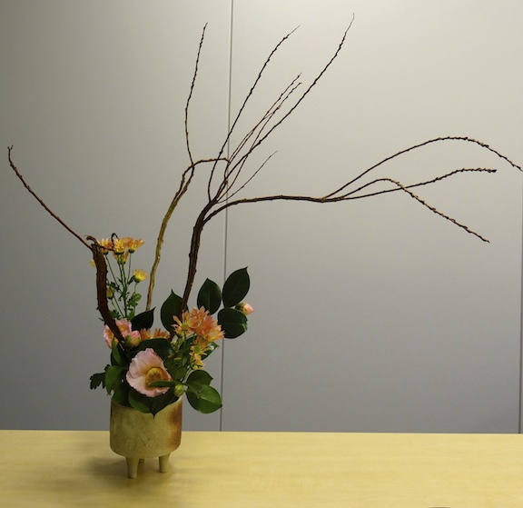 Difference Of IKEBANA And Western Floral Arrangement