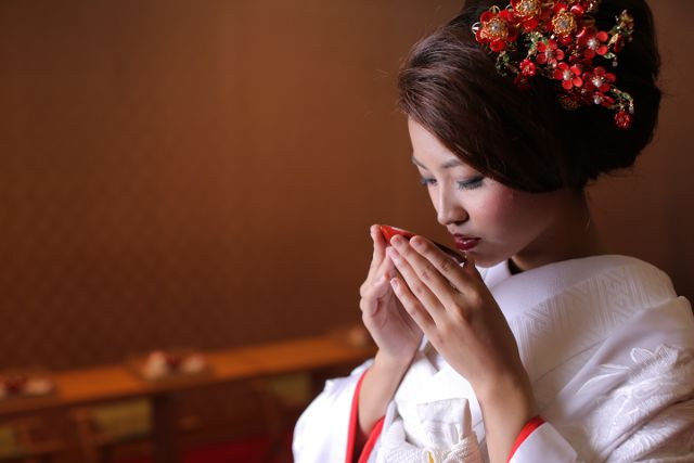 Experience Your Own Japanese Style Wedding In Tokyo
