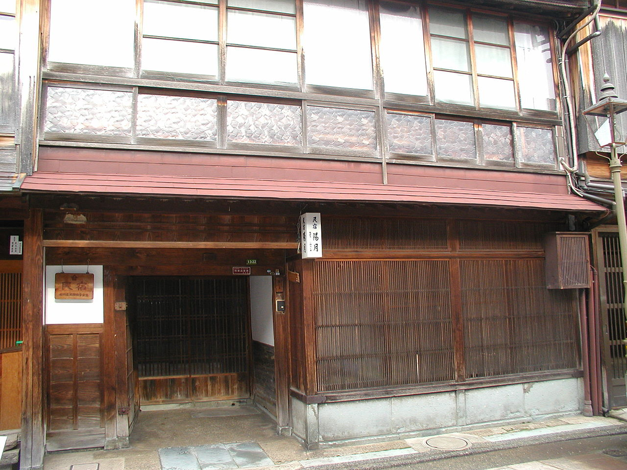 Japanese traditional bed and breakfasts minshuku deepjapan for Bed and breakfast tokyo