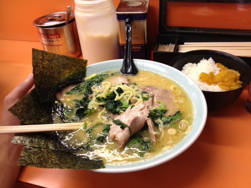 Ramen at my Favorite Place (Senya in Yokohama)